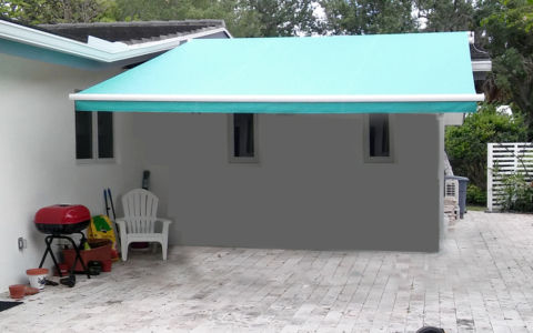 14 x 13 Roof Mount
