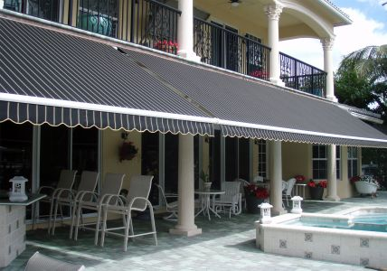 Wall Mount Awnings